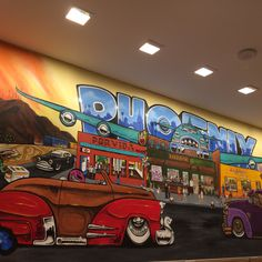 Barrio Cafe Mural - Phoenix AZ airport