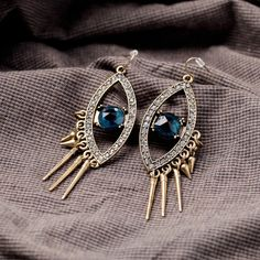 Inviting Alloy Dangle Earrings