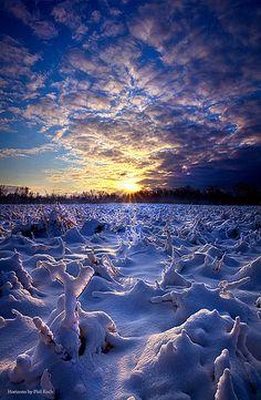 Wisconsin's Winter Wonderland, USA
