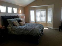 Model home B master bedroom