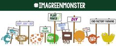 So You Wanna Unleash Your Green Monster With One Green Planet?