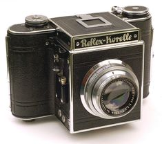 Lomopedia: Reflex Korelle  Another camera that hailed from Dresden, Germany, the Reflex-Korelle was among the earliest 6x6cm SLR cameras. Find out more about this medium format SLR camera in this installment of Lomopedia!