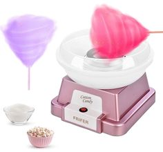 Candy Floss, Homemade Candies, Cotton Candy, Mini, Gifts, Canada, Rose Gold, Gift Ideas, Colour