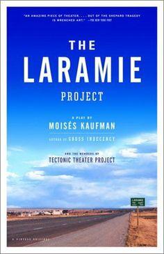 The Laramie Project by Kaufman, Moises [Vintage,2001] (Paperback) null,http://www.amazon.com/dp/B00DWWAUWQ/ref=cm_sw_r_pi_dp_8SQ-sb0HQRF9T15P Nonfiction Books, Vintage Books, Matthew Shepard, Laramie Wyoming, Used Books, My Books, Laramie Project, Famous Books, Price Book