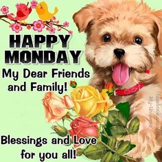 Blessings and Love Friends And Family Happy Monday monday monday quotes happy monday monday blessings monday images monday image quotes Good Morning My Friend, My Dear Friend, Happy Monday Pictures, Good Monday, Monday Monday, Hug Pictures, Monday Greetings, Perseverance Quotes, Good Morning Image Quotes