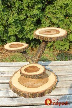 Nestojí to ani cent: 31 geniálnych nápadov, ako si vylepšiť záhradu pomocou odpadového dreva a konárov!