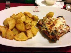 Cartofi si Ceafa Bănățeană French Toast, Breakfast, Ethnic Recipes, Pork, Breakfast Cafe