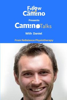 #CaminoTalks The Camino de Santiago is an amazing journey and a wonderful physical challenge. We talked to Daniel from ReBalance Physiotherapy about how to get ready for the Camino and set yourself up for success. He gave us a number of awesome tips about things to look out for when you are walking, and how to keep yourself healthy while on the Camino. Read More: The Camino, Back On Track, Normal Life, Training Plan, Meeting New People, Awesome, Amazing, Physics, Walking
