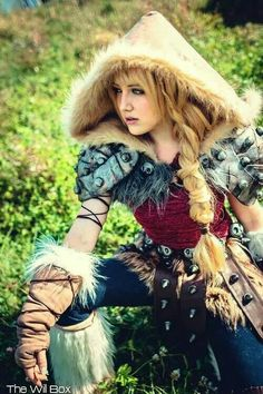Astrid httyd2 cosplay