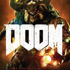 An awesome image of the Cyberdemon from the new DOOM featured in a Gamestop ad! I'm pretty sure this will be the cover art for the game. #DOOM #DOOM4 #idsoftware #Bethesda #FirstPersonShooter #ViolentVideoGames #VideoGames #Gaming #GamingNews #Demons #Cyberdemon #Gamestop #Awesome #Hype #2016 by bmuffin28