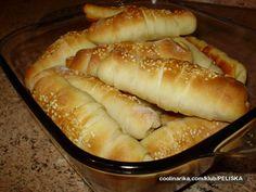 Kiflice Recipe, Pesto Recipe, Hot Dog Buns, Bobs, Breads, Addiction, Cashmere, Gluten Free, Cookies