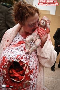 Top 10 Scary Halloween Costumes For Females. Ghosts, Aliens ...