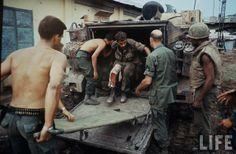 Saigon 1968... #VietnamWarMemories