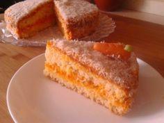 Tarta de Coco y Zanahoria