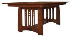 Stickley Highlands Trestle Table