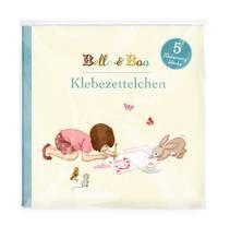 Belle & Boo: Klebezettelchen. Reizende Ideensammler: Geistesblitze können ja so schön sein. Dank der Belle und Boo Klebezettelchen.