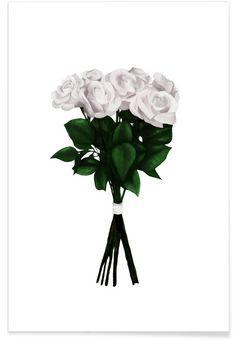 Android Wallpaper – White Bouquet als Premium Poster von Peytil Android Wallpaper White, Iphone Wallpaper, White Wallpaper, Flowers Wallpaper, Mode Poster, Lipstick Art, Fashion Wall Art, Art Wall Kids, Beautiful Pictures