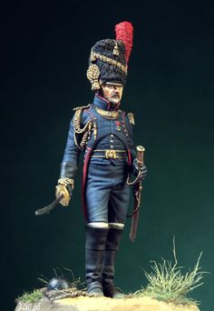 Officer of the Foot Artillery Guard, 1808-1815