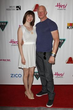 Jenny Brezinski, Derek Mears attended the Red carpet Events LA Luxury Gift Style Lounge in Honor of 2014  Teen Choice Awards for Nominees and Presenters