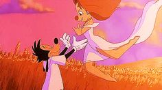 """He'll catch a babe if she's falling.   Community Post: 18 Reasons Max From """"A Goofy Movie"""" Made You Question Yourself"""