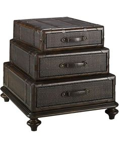 Living Rooms, Explorer II End Table, Living Rooms | Havertys Furniture
