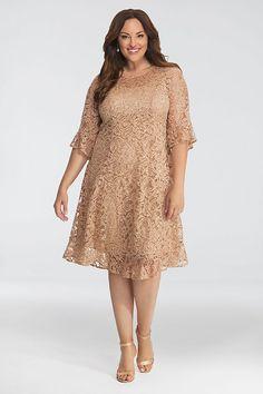 2529b7b95d541 129 Best plus size dress images in 2019 | Dresses, Fashion, Plus size