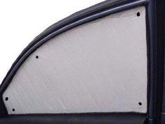 Set de Car Shades compatible avec Jaguar XF Station 2012