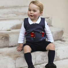 Pin for Later: Prince George Costume Ideas For a Ridiculously Cute (and Royal!) Halloween