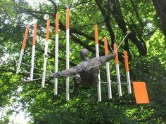 Jerzy Kędziora: rzeźby balansujące