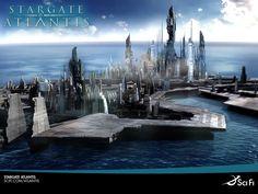 Stargate Atlantis - stargate-atlantis wallpaper