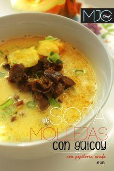 Gizzard Soup! (#61)  #güicoy #pepitoria #gizzard #soup