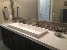 Pro #5061218 | The Countertop Guy | West Valley City, UT 84119 West Valley City, Granite Countertops, Mirror, Guy, Furniture, Home Decor, Granite Worktops, Interior Design, Home Interior Design