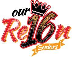 Senior Class of 2016 - T-Shirt Design - Crown Reign (cool-165c1)