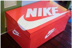 46 Best Giant shoebox images | Giant shoe box, Shoe box