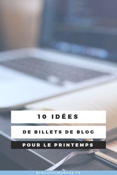 Si vous cherchez l'inspiration, des idées d'articles pour votre blog ce billet est fait pour vous ! Epinglez pour plus tard ou cliquez pour lire tout de suite !