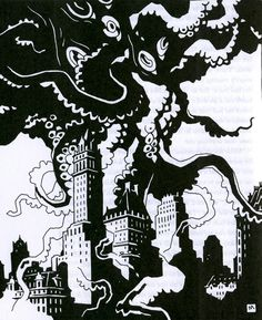New Mignola Project- Joe Golem and the Drowning City