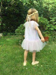 Sweet Marnie Princesas con Estilo Vestido de tul rosa