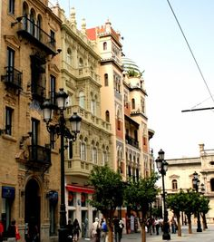 I lived in Sevilla, Spain for 4 months! I can't wait to go back!!!