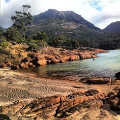 Honeymoon Bay, Tasmania