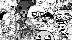Wallpapers de Memes Para tu Escritorio ! Muy Buenos !!