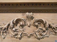 """Old vs New - - - Details on a George II Pine Chimneypiece ca 1750 ............. """"Give me insight into today and you may have the antique and future worlds."""" – Ralph Waldo Emerson"""