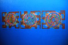 Logos, Painting, Mockup, Artists, Logo, Painting Art, Paintings, Painted Canvas, Drawings