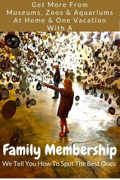 A family membership to your local art museum, childrens museum, zoo, or botanic garden can include much more than just free admission. Free parking, reciprocity with sister venues and special events for members can make them a great value. Weekend Getaways With Kids, Museum Membership, History Museum, Children's Museum, Local Museums, Short Vacation, Travel Advice, Travel Tips, Amazing Adventures