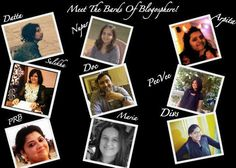 "Collage of the team members of 'Bards of the Blogosphere' The team Bards of the Blogosphere comprises of Divyakshi, Priyanka Roy, Priyanka Victor, Arpita, Datta, Nupur, Sulekha, Maria and Roshan.      ""Me and my team are participating in 'Game Of Blogs' at BlogAdda.com. #CelebrateBlogging with us."""