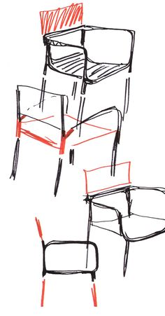 Amazing konstantin grcic us uvenice u is the german designer us second aluminium die cast chair produced by magis