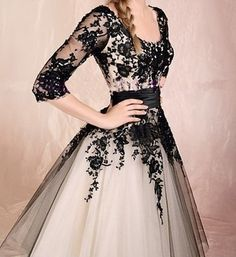 New Stock Tea Length A-Line Wedding Dresses Prom Ball Evening Gowns Size2to16