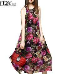 MNX New Arrivals 2015 Women Dresses Long Floral Print Slim Ruffled Vintage Retro Fashionable Loose Long Bohemian Dress S-XL - http://www.aliexpress.com/item/MNX-New-Arrivals-2015-Women-Dresses-Long-Floral-Print-Slim-Ruffled-Vintage-Retro-Fashionable-Loose-Long-Bohemian-Dress-S-XL/32364252723.html