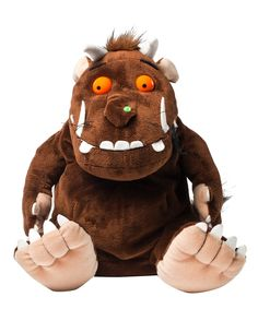 Gruffalo Pyjama Case. £18.00     'He has terrible tusks, and terrible claws. And terrible teeth in his terrible jaws!' Maybe so – but he's still kinda cute! With all his defining characteristics, this pyjama case looks like it's leapt off the page of the hit children's storybook.