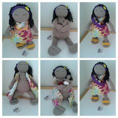 Lisa - A unique and exclusive doll that gives birth and breastfeed. Excellent choice to use on childbirth education classes, especially with childrens, and it`s also a great idea for present to childrens that will  receive another baby in the family