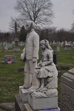 Haunted Cemetery, Indiana